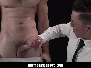 Hot Twink Mormon Boy Rough Fucked By Priest