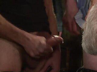 Men eating cum 2