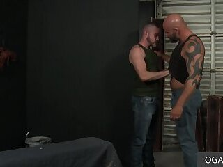 Gay Hairy Asshole Fucked Hard - Liam Greer, AJ Marshall