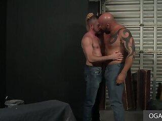 Gay Hairy Asshole Fucked Hard - Liam Greer, AJ Marshall