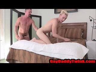 Teen Caught by the Neighbor