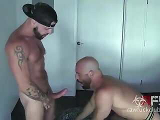 The perfect big dick craving bottom to take every inch deep into his ass