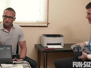 FSB - AUSTIN & DR. WOLF Chapter 18 - Anal Sex Ultrasound - Legrand Wolf, Austin L Young
