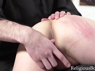 Father's Disciplinary Holy Spanking And Heavenly Pounding