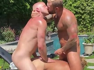 Awesome Outdoor Foursome