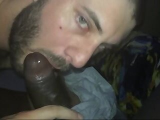 A black dick to be sucked is all you need
