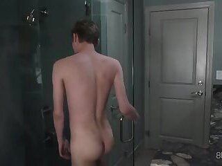 Super Twinks Bryce And Tristan Flipfuck In The Shower