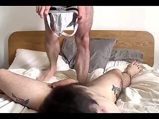 Waking Up Daddy For Fuck