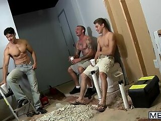 Men.Com - Construction Junction Scene 1