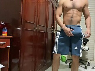 Raphael 1 - Big Dick  - Cumshot 1