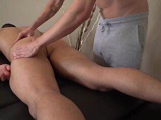 The Bareback Massage
