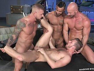 RS - Mitch, Brian, David & Rocco (The Guard Patrol)
