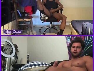 CONFINEMENT CUM STORY 006 - Tyler Coxx & Seth Gamble (FULL MOVIE)