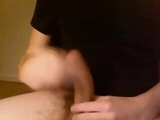 Danish Boy - Me wanking and cumming