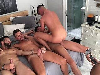 CumSlutTwink Used by 4RawCocks pt2/2