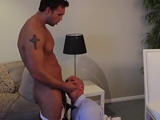 MEN_-_TheGayOffice_-_The_Political_Convention_-_Rocco_Reed_and_John_Magnum