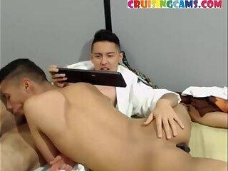 Suck my dick when I work