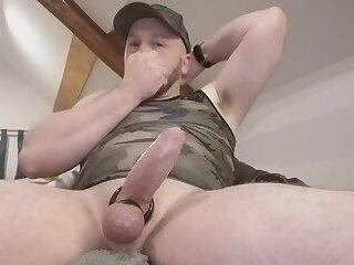 Masturbe cum oink