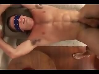 hot ripped wrestler fucked hard