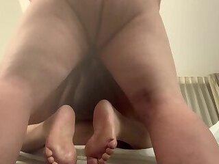 Tall oregon bear fucks his chub raw