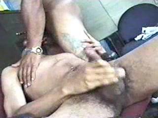 Horny buddy serving meaty prick