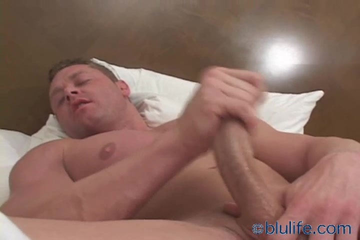 Lavish cumshot from two stout cocks