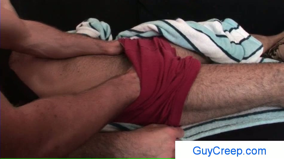 Adam russo getting stripped while dreaming