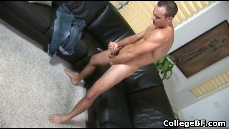 Devin adams wanking his fine college cock