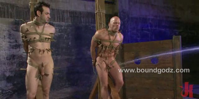 Nick gives colton the harsh reality of bondage
