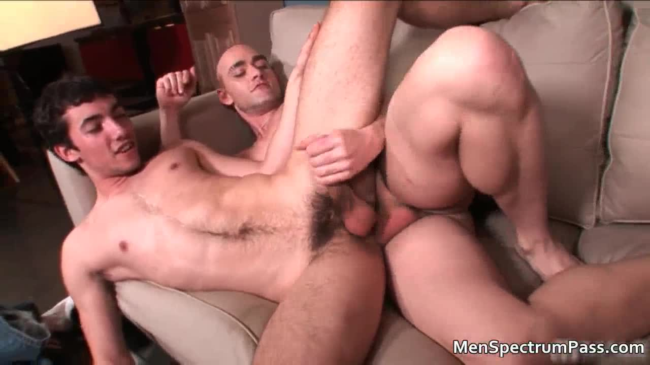 Aroused gay dudes hot fucking