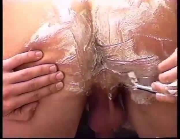 Ass Shaving