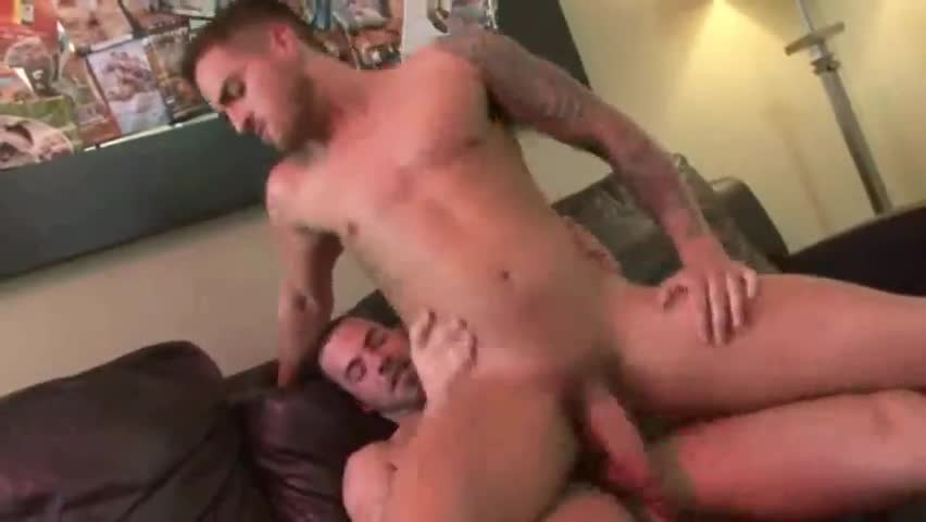 looking obey all old macho gets a gift love sucking cock