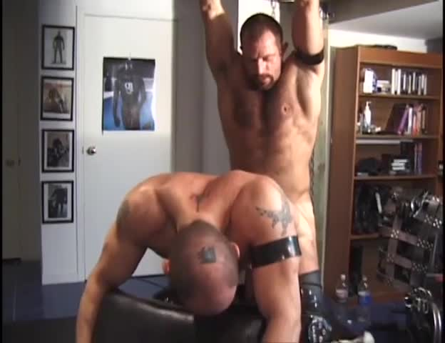 nasty gay bears toying fucking