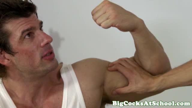 job blow Body gets builder