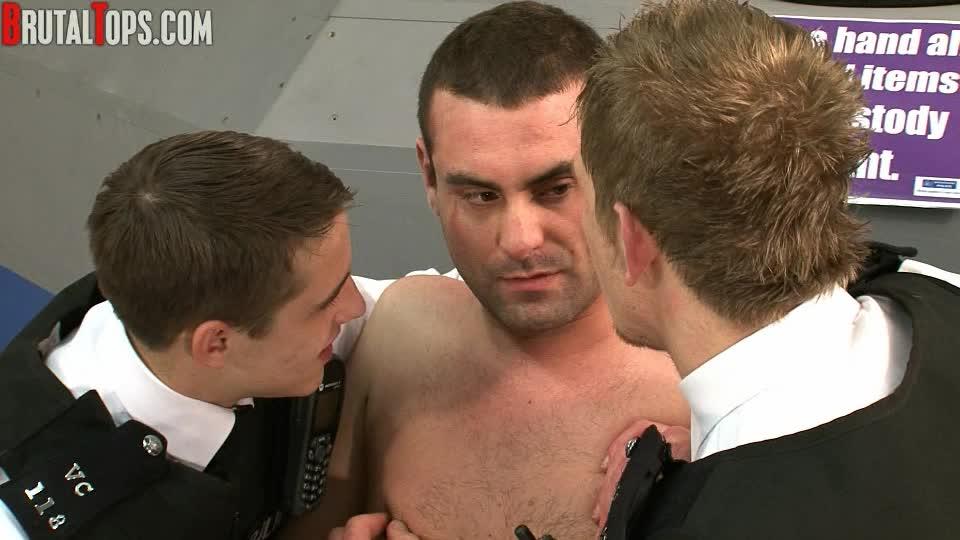 Session91 Ejaculating Cop Humiliators