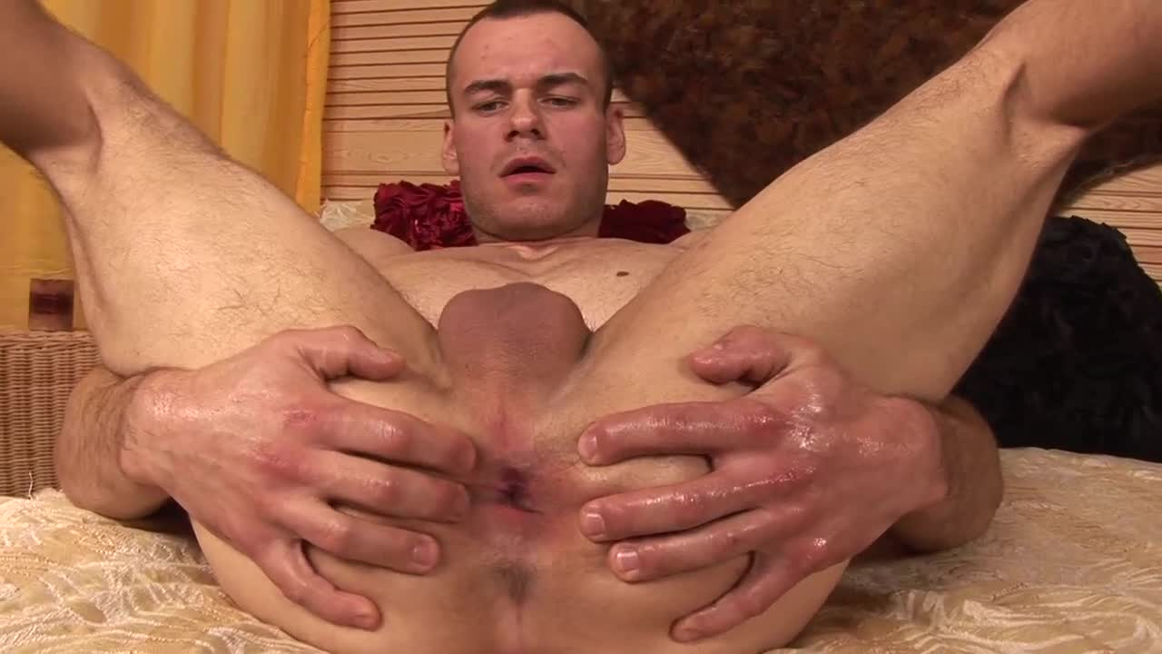 Igor Vesely Tugging Dick