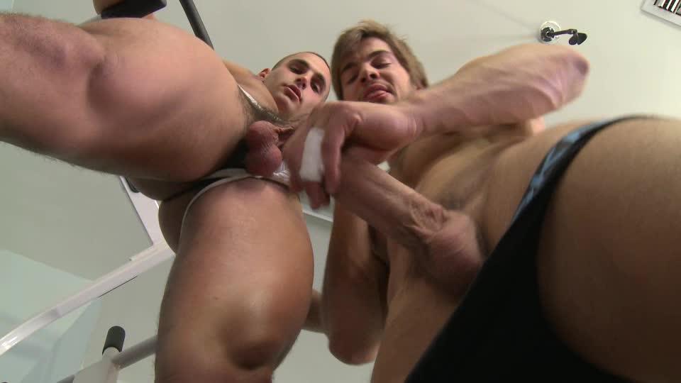Eddie And Malachi Rimming Sucking