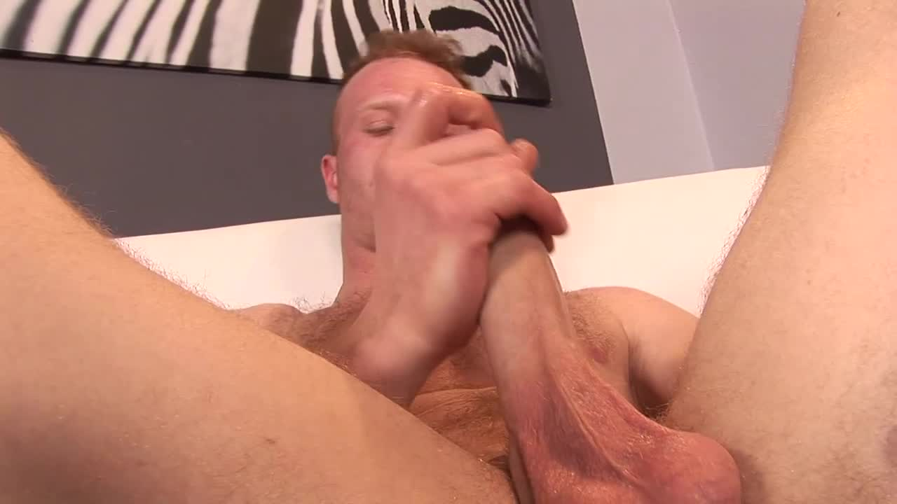 Tom Vojak Tugging Cock