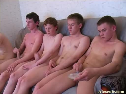 Cute Twinks Mutual Wanking