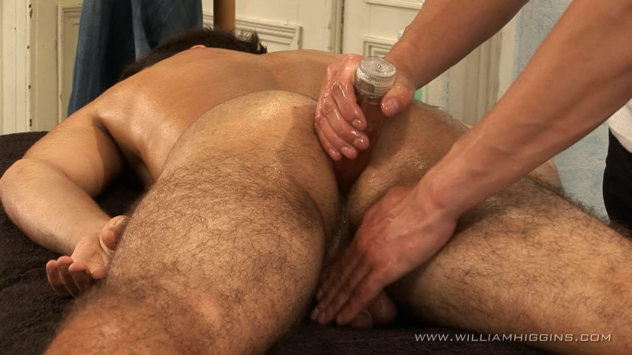 Gay bear massage