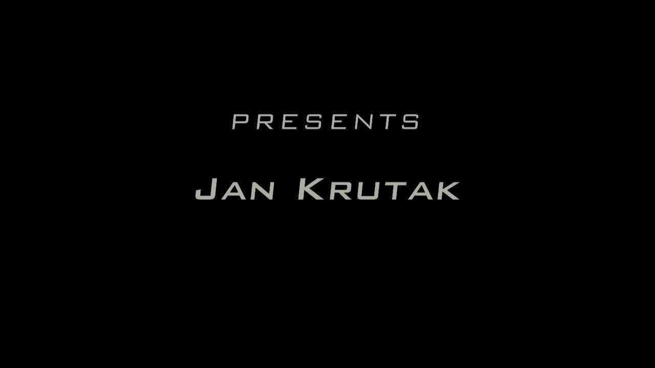 Jan Krutak Creamy Wanking