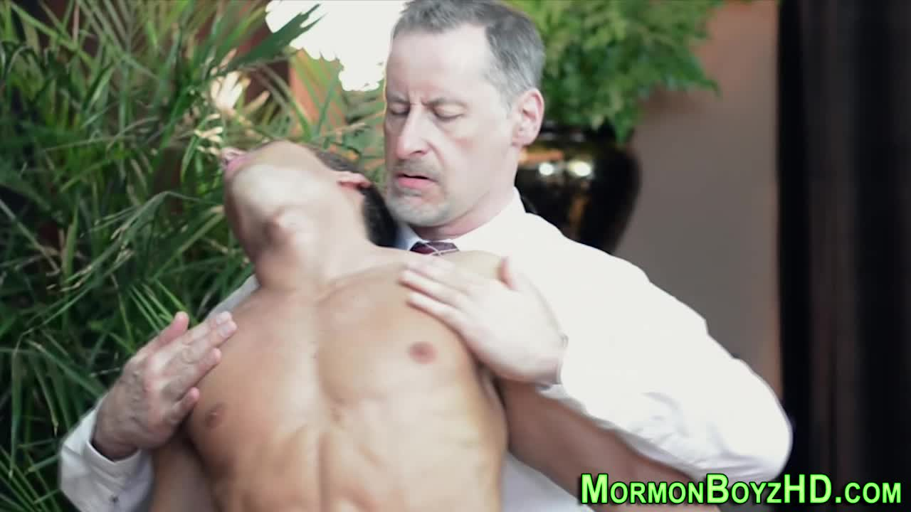 Mormons Cum While Jerking
