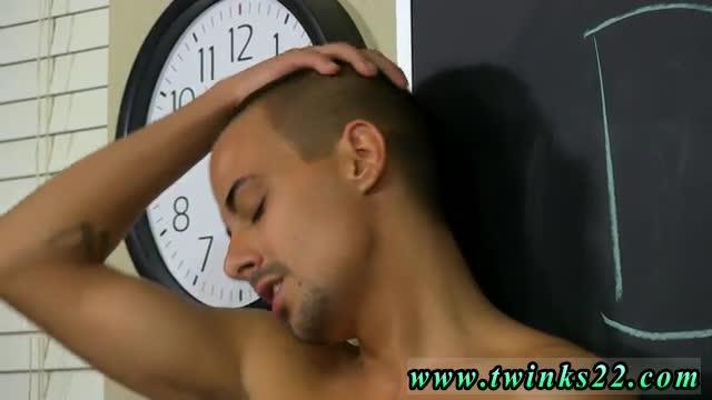 Masterbating my cock