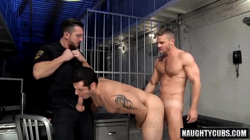 from Sam hot hardcore gay jail sex