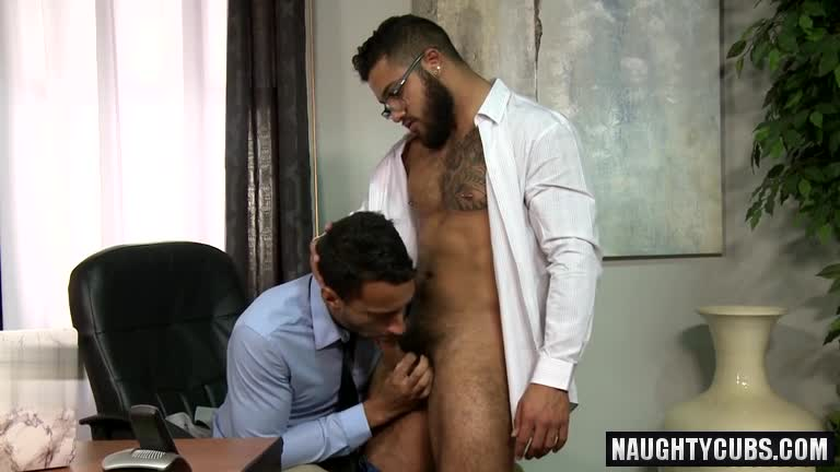 Latin gays oral sex