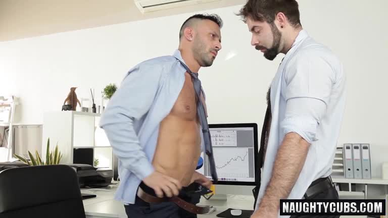 Sex in the office gay