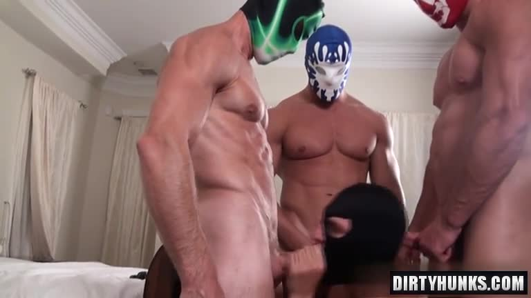 Gay muscle domination, homo videos - tube.