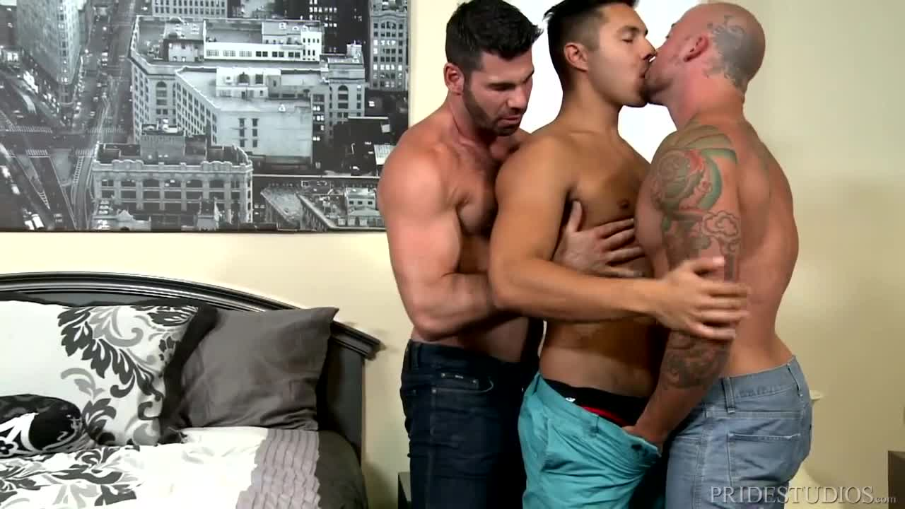 mature hunk billy santoro riding big dicked zack grayson