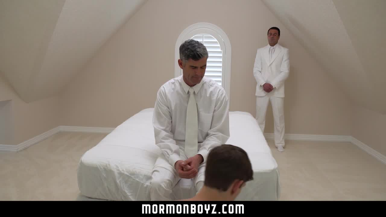 Mormonboyz Boys Hole Fingered Pounded Raw By Daddy