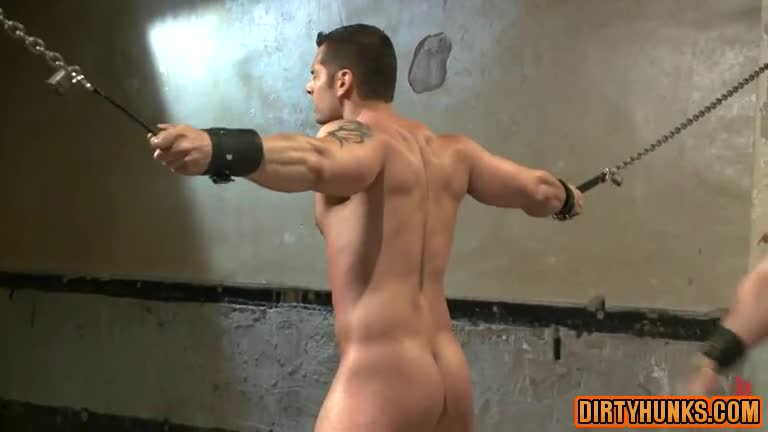 thraldom Muscle gay bound With Facial Muscle gay bound And